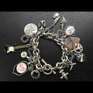 Lucky Brand ✨LIKE NEW✨Hawaiian charm bracelet